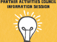 ALP Panther Activity Council Info Session