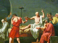 The Trial of Socrates: A CAU summer program led by Michael Fontaine