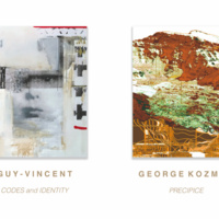 New Works by Guy-Vincent & George Kozman