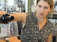From Grape to Glass: Making Wine — A CAU summer program led by Kathleen Arnink