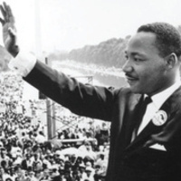 African American History Month Event - Martin Luther King, Jr. Display