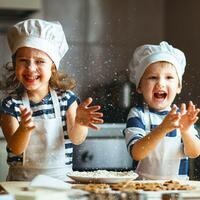 Chopped Cooking Competition: For Kids