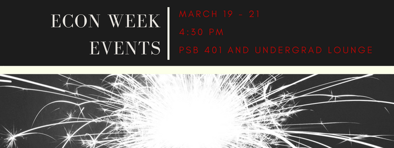 ECON Week Events