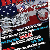 Route 66 Bike Night w/Live Music