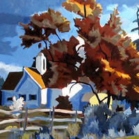 Mysterious Garden: Paintings by Philip Koch