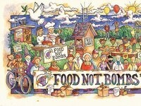 Keith McHenry: Food Not Bombs