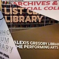 Meet The New School Libraries & Archives