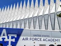 Air Force Academy visit to UCCS
