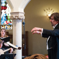Friday Music Series: GU Chamber Singers with Modern Musick