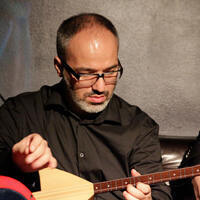 Friday Music Series: Ozan Aksoy, vocals and the bağlama