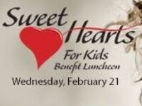 SweetHearts for Kids Benefit Luncheon @ The Marcus Whitman Hotel