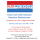 Town Hall with Senator Sheldon Whitehouse