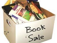 Cook Library's Annual Book Sale