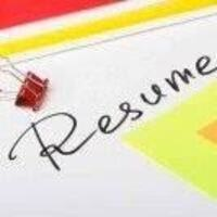 Resume Writing 101 Colgate Calendar