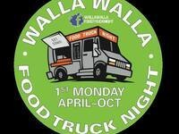 Walla Walla Food Truck Night @ Burwood Brewery