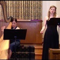 Harp and Voice Recital with Jacqueline Pollauf and Laura Whittenberger