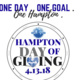 2018 HU DAY OF GIVING