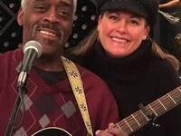 Gary and Erika Winston - live music @ Sinclair Estate Vineyards
