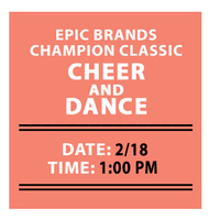 Epic Brands Champion Classic
