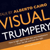Visual Trumpery Tour with Alberto Cairo