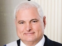 Ricardo Martinelli, President of the Republic of Panama