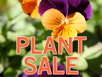 Horticulture Student Plant Sale