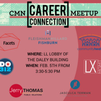 Communication Career Connection Meetup