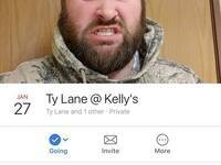 Ty Lane - live music @ Kelly's Restaurant & Lounge