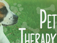 Pet Therapy with Argos