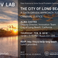 Data Science to Solve Social Problems — Long Beach Innovation Team