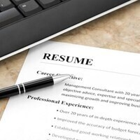 Resume/Curriculum Vitae/Cover Letter Writing Workshop