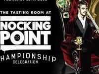 Nocking Point 2018 Championship Celebration @ The Tasting Room At Nocking Point