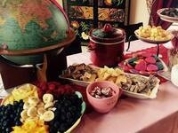 Chocolates from Around the World @ Castillo de Feliciana Winery