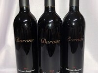 Smells Like Cab Sauv Vertical Tasting-90's Edition & February is for Families @ Barons Winery
