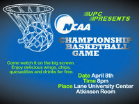 NCAA Championship Game Viewing