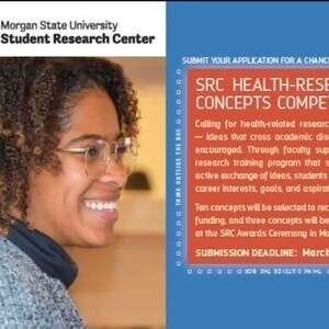 Student Research Center's Health-Research Concepts Competition