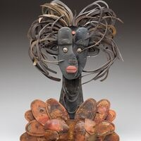 """Object of the Month: """"Styling"""" (1998) by Lloyd Toone"""