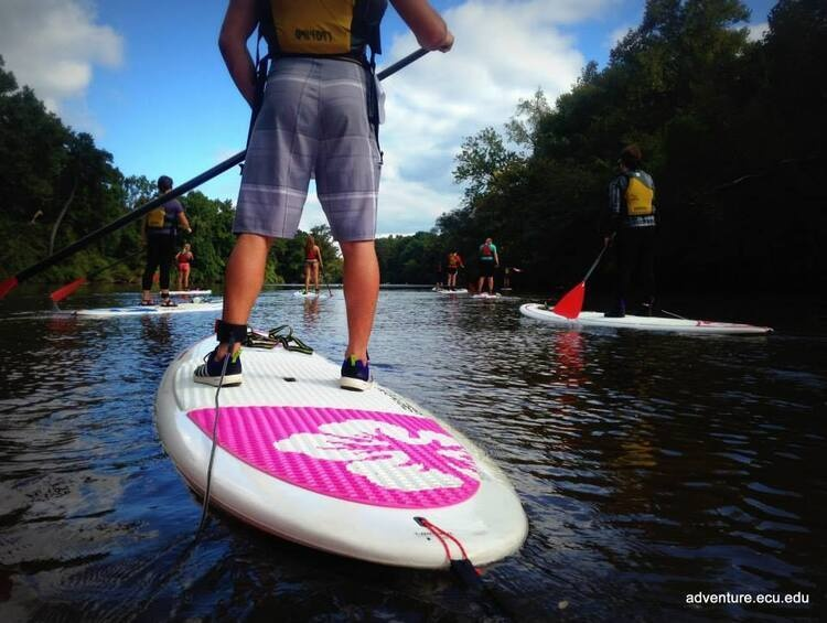 Intro to SUP Boarding