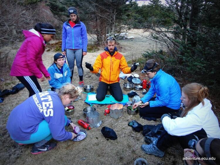 Backcountry Cooking Workshops