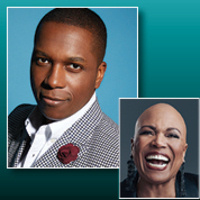 Leslie Odom, Jr. with Dee Dee Bridgewater and DIVA Jazz Orchestra