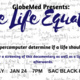 The Life Equation screening hosted by GlobeMed