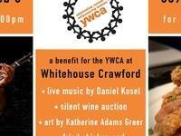 Country, Blues, & Comfort Food for YWCA @ Whitehouse-Crawford Restaurant
