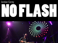 NO FLASH -Jordan Corey