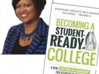 Spring 2018 Book Discussion: Becoming A Student-Ready College