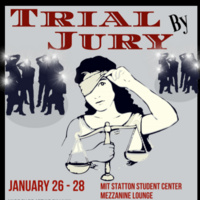 Trial by Jury, a one-act comic opera
