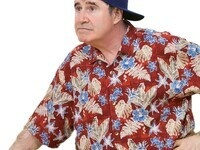 RICHARD KIND starring in A MAN AND HIS PROSTATE (OR HOW I SPENT MY ITALIAN VACATION)