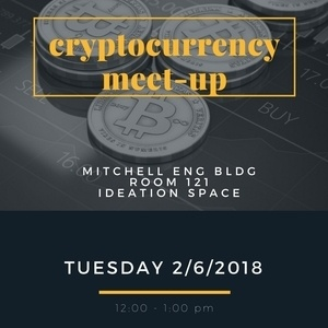 Cryptocurrency Meet-Up