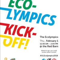 Ecolympics Kick-off Party!