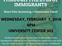 Through the Eyes of Immigrants (Dreamers Panel)