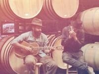 Ben Hunter & Joe Seamons - live music @ Goose Ridge Estate Winery